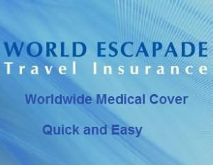 World Escapade Insurance