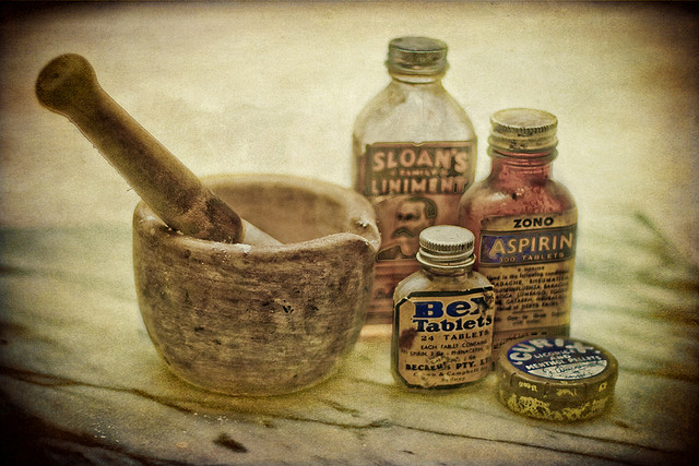 Medicine By Aussiegal Flickr