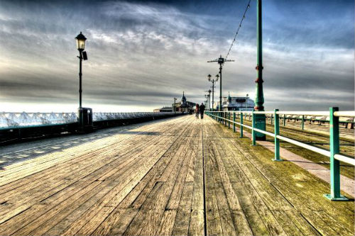 Wandering along the pier MF blackpool_north_pier2 travel insurance