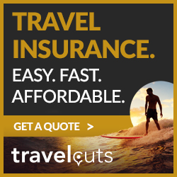 travelcuts Globetrotter Travel Insurance